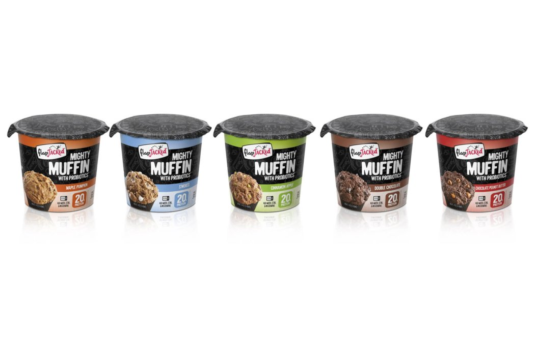 Mighty muffins selections