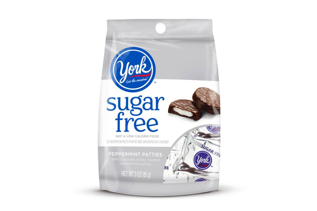 York sugar free packages