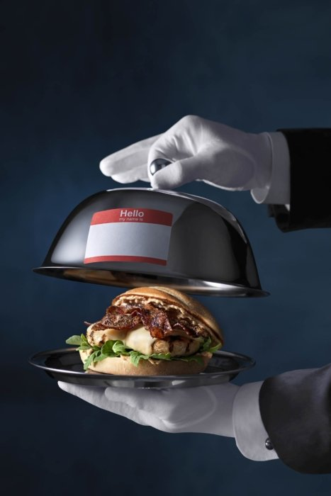 Advertising photography - Red robin grilled chicken and bacon