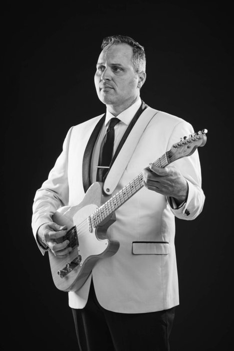 Jerry Girton musician portrait photography
