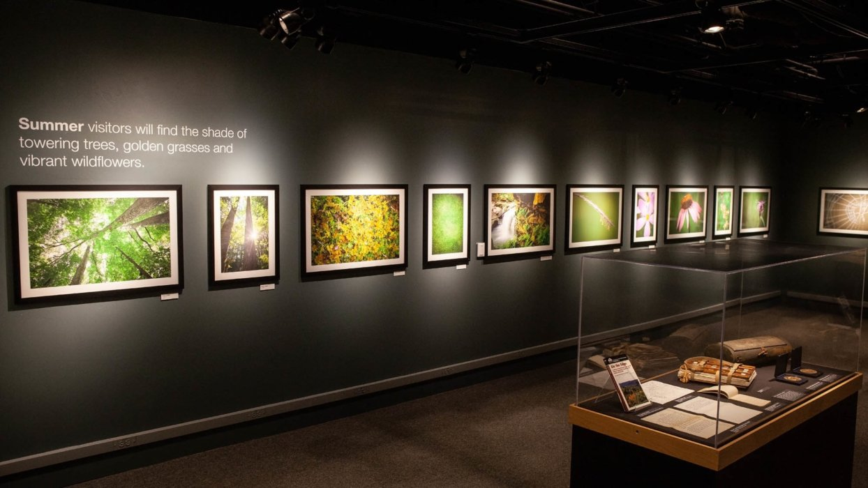 Featured images from a museum showing of the year on the edge