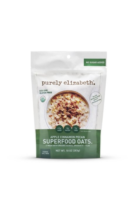 Product photo - purely elizabeth granola packaging